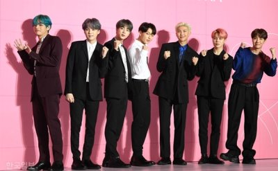 Chinese logistics firms suspend delivery service for BTS products
