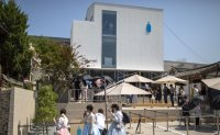 Blue Bottle's 2nd store blends tradition and modernity