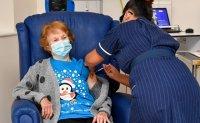 Britain starts mass COVID-19 vaccination