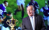 Beaumont re-elected as World Rugby chairman, beats Pichot