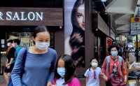 Hong Kong, Singapore to start travel bubble next month