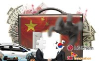 'China attempts to steal workers from LG, SK'