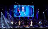 Disney films to be played in orchestral concert