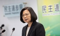 Taiwan says it 'isn't giving up on Hong Kong' as Tsai considers suspending special status