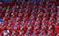 NK at PyeongChang - politics overshadow sports