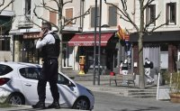 France knife attack suspect charged with terrorism, murder