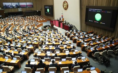 Ruling party railroads real estate-related bills