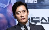 Actor Lee Byung-hun confident with his new film 'The Man Standing Next'