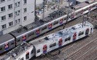 Subway train derails in Seoul, delaying services