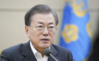 Virus tests Moon's leadership ahead of April election
