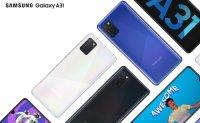 Galaxy A31 smartphone