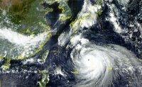 Typhoon Haishen may skirt eastern coast of Korea