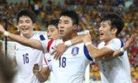 Korea spoils host's Saturday night party