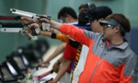 Sharpshooter becomes triple gold medalist