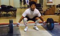 Weightlifter holds hefty hopes