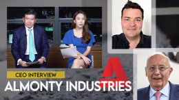 What happens when China dominates tungsten supply: Almonty Industries [VIDEO]