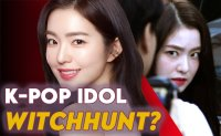 Is Red Velvet's Irene a Victim of WITCH-HUNT?