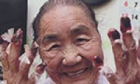 Yet another Korean 'comfort woman' dies