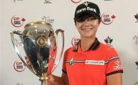 Park Sung-hyun captures 2nd LPGA victory