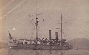 The misadventures of the HMS Grafton
