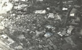 Whispers of the past: Jeongdong from the air in 1960
