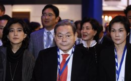 Late Samsung chief's scions to pay record high inheritance taxes