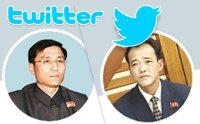 North Koreans' Twitter accounts 'rare propaganda move'?