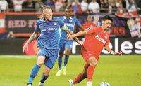 S. Korean Hwang Hee-chan scores in Champions League debut
