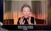 Korean Youn Yuh-jung wins best supporting actress for 'Minari' at BAFTA