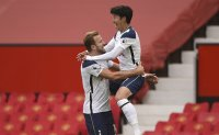 Tottenham's Kane, Son becomes deadliest duo in Europe