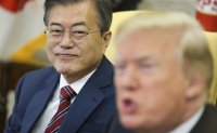 President Moon, BTS contend in TIME list of 100 most influential people