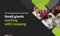 Coupang grows together with partner companies