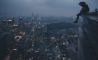 Rooftopper Jackson Park takes photography to new heights
