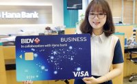 Corporate credit card for Vietnam