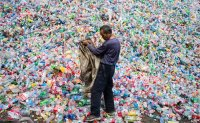 Plastic-eating enzyme could help in battling pollution