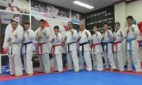 Karate teaches you humble mind, manners