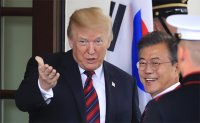 Trump says North Korea summit may not happen