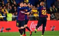 [FB INSIDE] Messi, Suarez rescue Barca in 4-4 draw