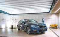 BMW woos Korean consumers with plug-in hybrid EVs