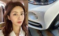 Actress blasts hit-and-run driver