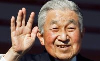 Japan's former emperor Akihito recovers from brief loss of consciousness