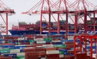 China trade surplus hits record $75 billion as November exports soar