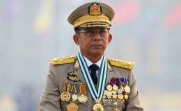 EU sanctions 10 Myanmar junta officials