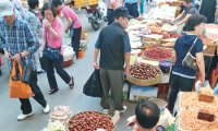 Shopping for Chuseok