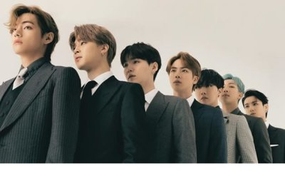 BTS to make guest appearance on 'Friends' special