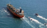 Iran warns against interference over seized South Korean ship