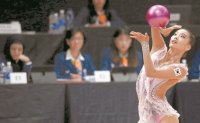 Post-Son Yeon-jae rhythmic gymnasts grab bronze in team event