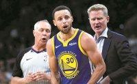 Spurs extend streak to 9 straight, beat Warriors