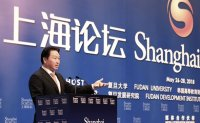 SK chief busy protecting interests in China