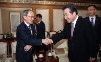 'I will try to advance Seoul-Tokyo ties'